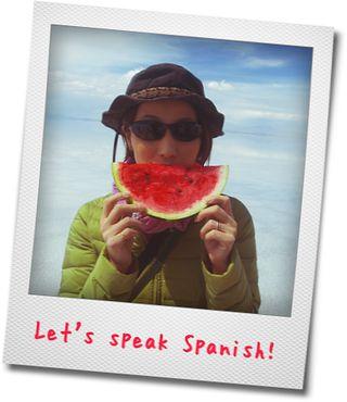 ウユニで使えるスペイン語・単語&フレーズ集